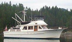 1989 Albin Aft Cabin Trawler
