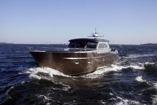 2011 Steeler Yachts Generation 50