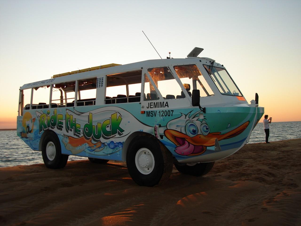 2010 Custom Larc Amphibious Duck Power Boat For Sale Www