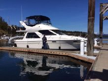 1997 Bayliner 3788 Command Bridge Motoryacht