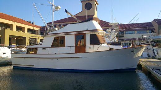 1982 Chb Trawler