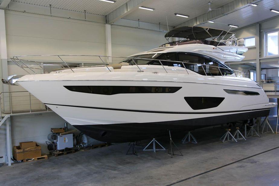 2017 Princess S60 Power Boat For Sale Www Yachtworld Com