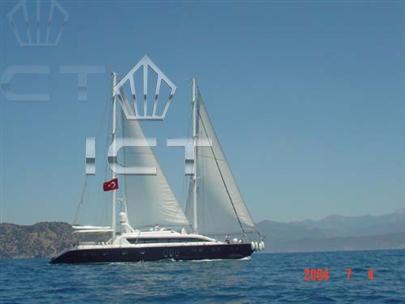 2003 Mengiyay Motor Sail [YA30007]