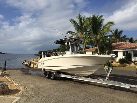 2012 Boston Whaler 22 Outrage
