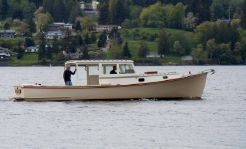 1967 Custom Ralph Stanley 36 Lobster Boat
