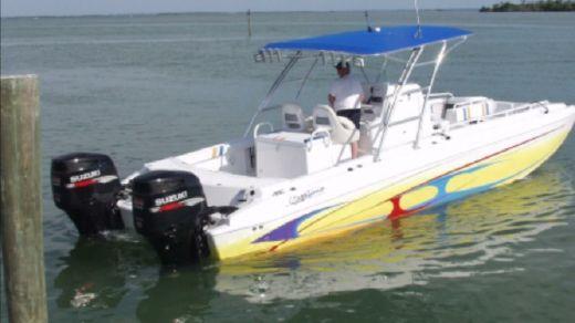 2017 Ocean Express 32 sport fish