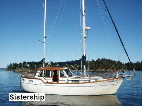 1986 Nauticat Nauticat 33