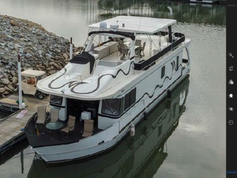 2003 Monticello River Yacht 70x16, Monticello 70x16 River Yacht, Monticello Houseboat