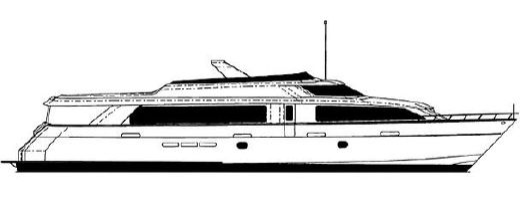 2002 Hatteras 100 Motor Yacht