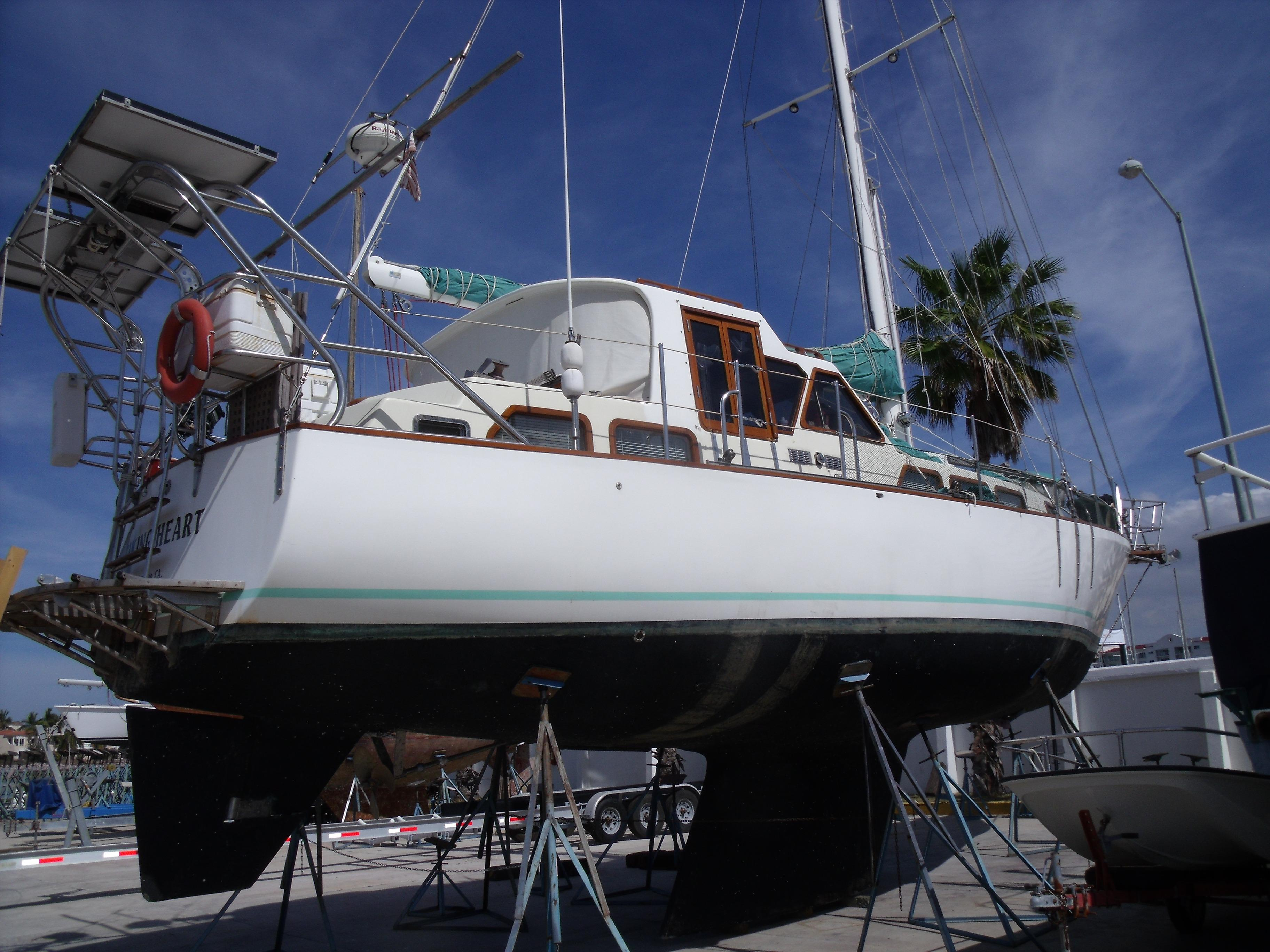 48' Maple Leaf MAPLE LEAF+Boat for sale!