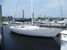 1986 J Boats J29 MH OB