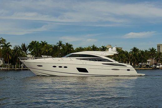 2014 Princess Yachts V72 Express