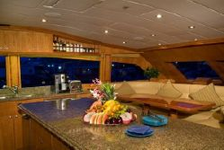 photo of  114' HARGRAVE Raised Pilothouse