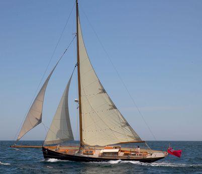 2012 Ashley Butler Mayflower 50 Bermudian Cutter