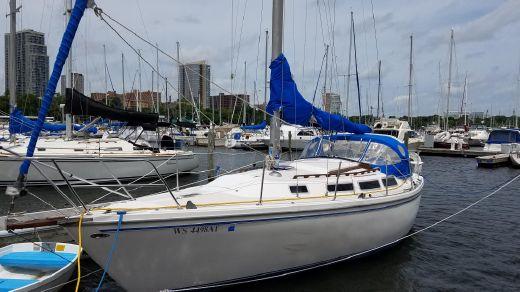 1981 Catalina 30 Tall Rig