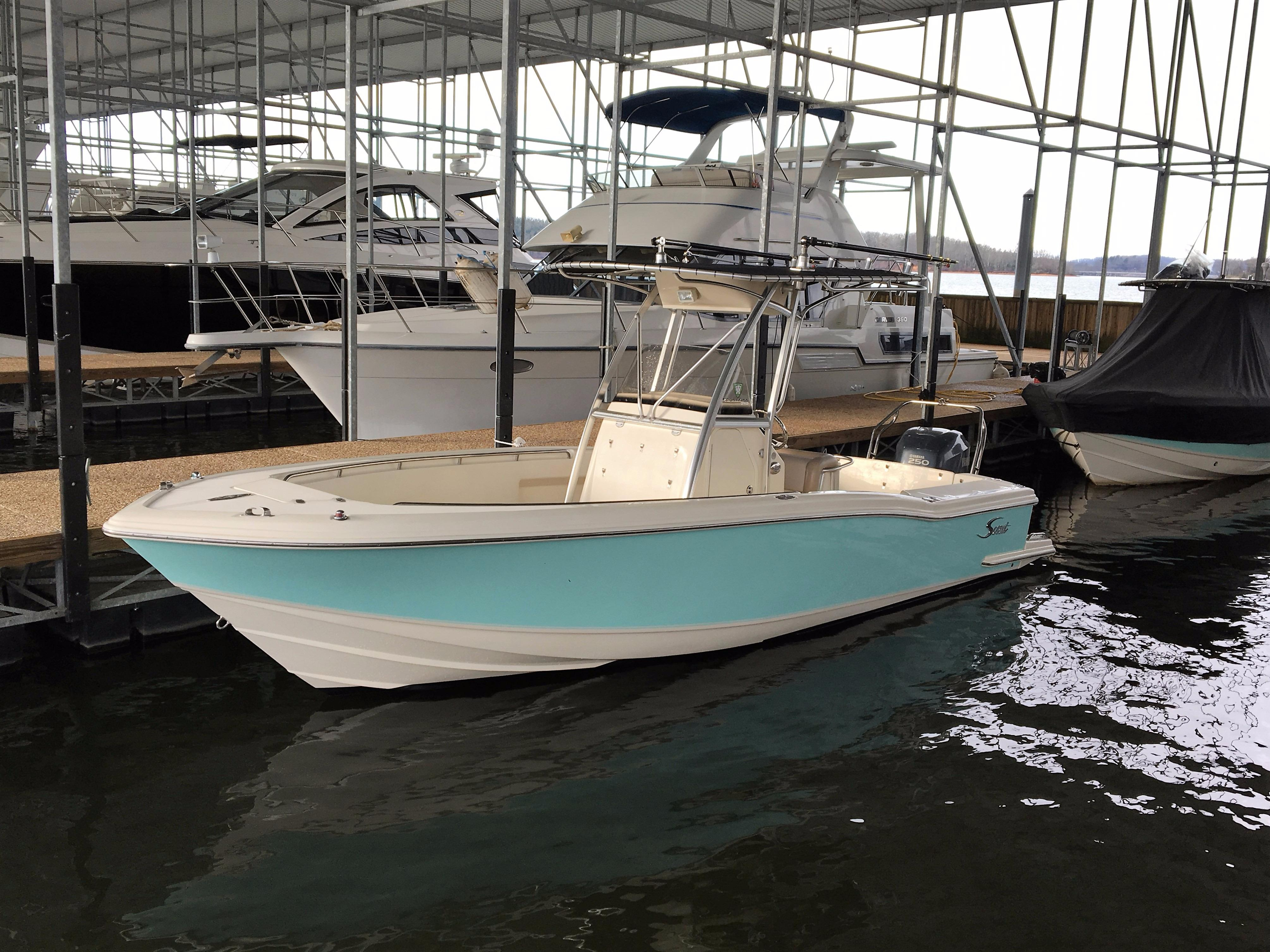 Scout Sportfish | New and Used Boats for Sale