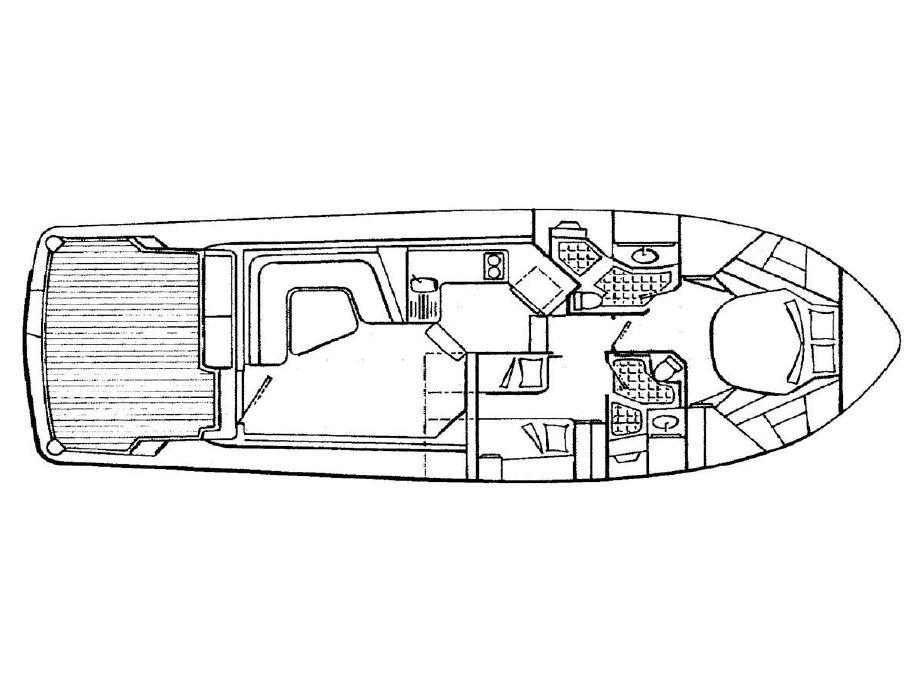 2000 Riviera 43 Power Boat For Sale - www.yachtworld.com