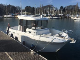 Beneteau barracuda 7 for sale yachtworld uk for Barracuda fish for sale