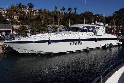 1999 Overmarine Mangusta 80