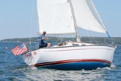 1975 Columbia Sloop