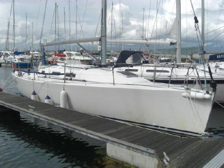 2002 J Boats J/109