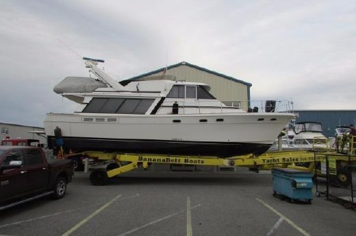 1991 Bayliner 45 Pilothouse