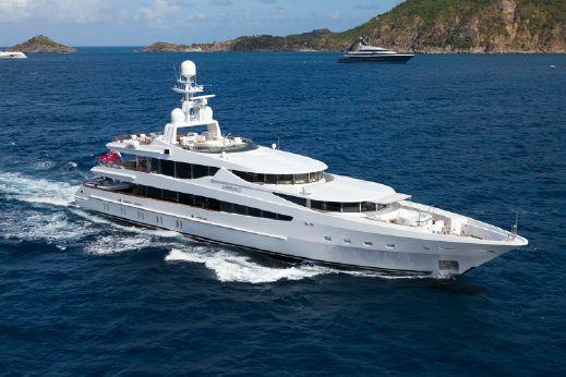 2000 Oceanco Motoryacht