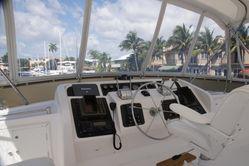 photo of  54' Ocean Alexander 546 Cockpit MY