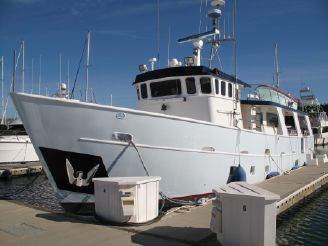 thumbnail photo 0: 1991 Custom Trawler