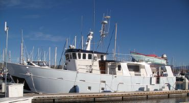 thumbnail photo 2: 1991 Custom Trawler