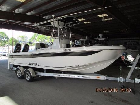 2011 Sea Chaser 23 Ultra Elite SS