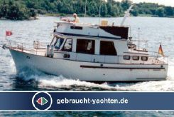 1980 Ams Marine Trawler 34 DC