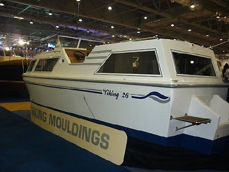 2017 Viking 26cc Canal Boat