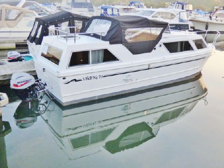 2018 Viking 26cc Canal Boat