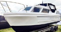 2020 Viking 26cc Highline Canal Cruiser