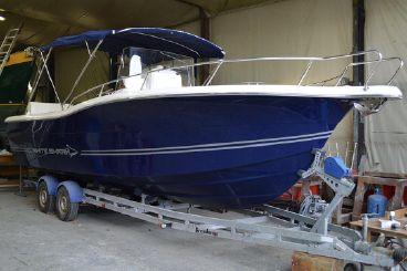 2005 White Shark 265