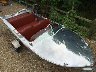 1959 Classic Saro Terrapin Speedboat