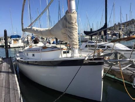 1989 Nonsuch 36