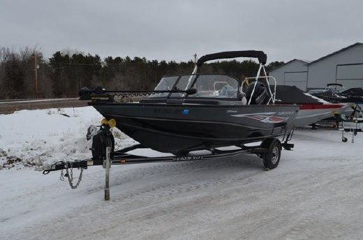2014 Smoker Craft 172 Ultima