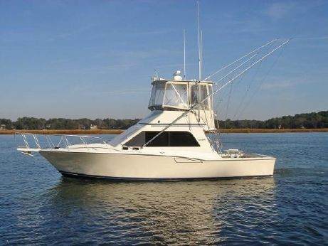 1999 Cabo Yachts 35 Flybridge Sportfisher