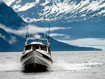 1993 C-Dory Cruiser