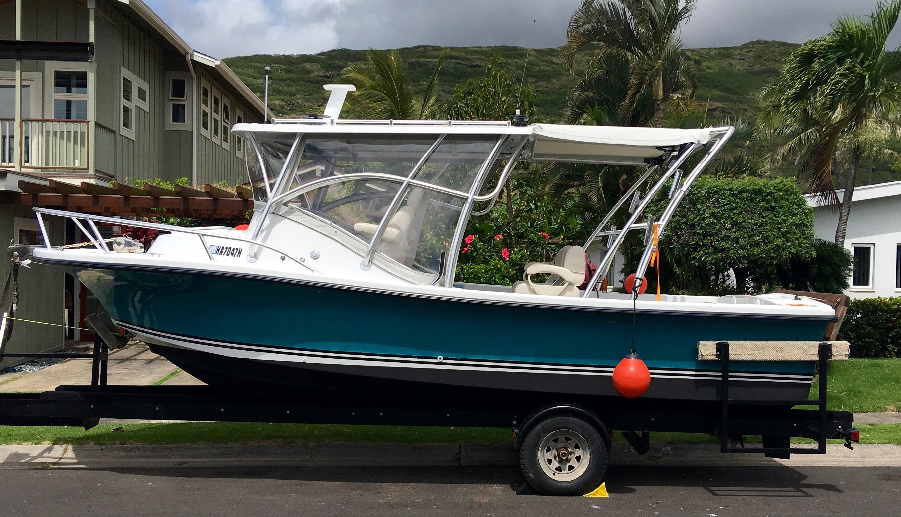 Boat Dealers Tampa >> 2010 Makau 24 Power Boat For Sale - www.yachtworld.com