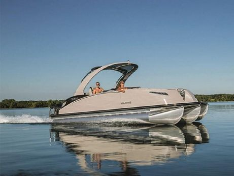 2018 Harris Crowne SL 250 Twin Engine 27""