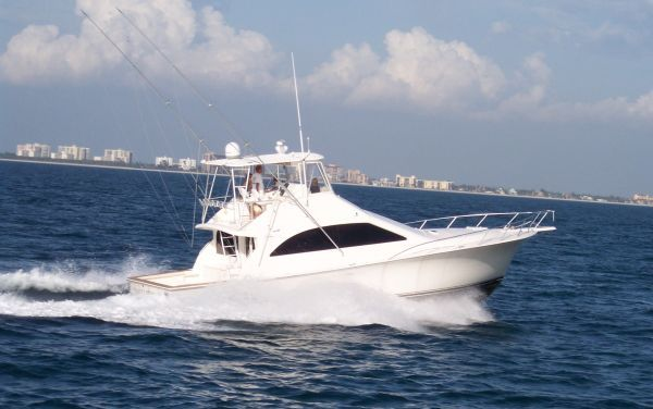 2003 ocean yachts super sport power boat for sale www for Ocean yachts 48 motor yacht for sale