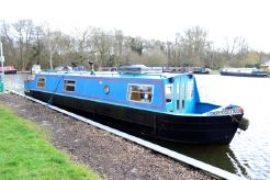 1991 1991 Springer Engineering Narrowboat