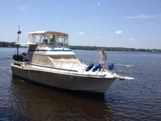 1987 Chris Craft 42 Chris Craft Catalina