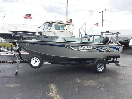 2009 Lowe Fishing Machine 175