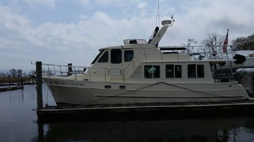 2011 North Pacific 43 Pilothouse