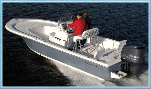 2015 Tidewater 22 Carolina bay