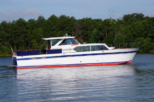 1965 Chris-Craft Roamer Motor Yacht